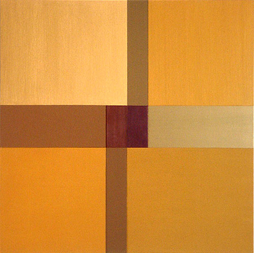 Barbara Kerwin : Gold Cross
